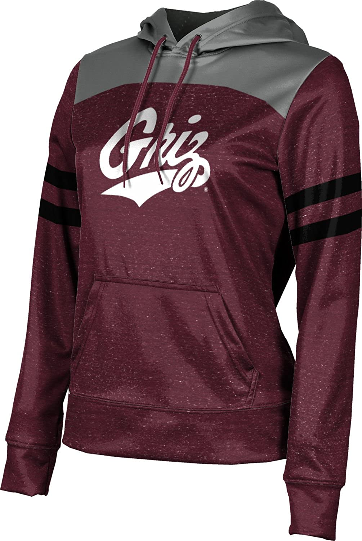 ProSphere University of Montana Girls' Pullover Hoodie, School Spirit Sweatshirt (Gameday)