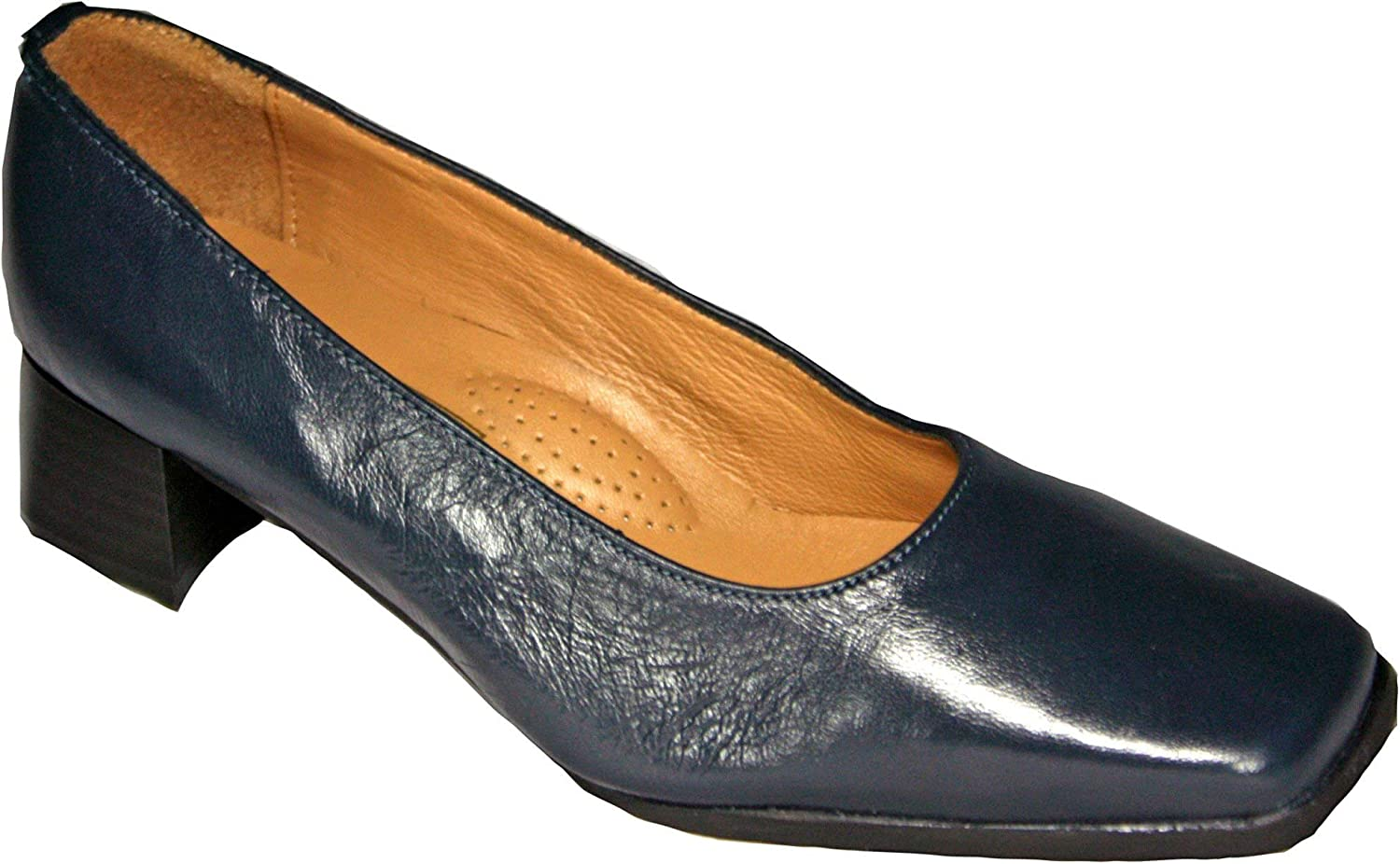 Amblers Walford Ladies Wide Fit Court Womens shoes