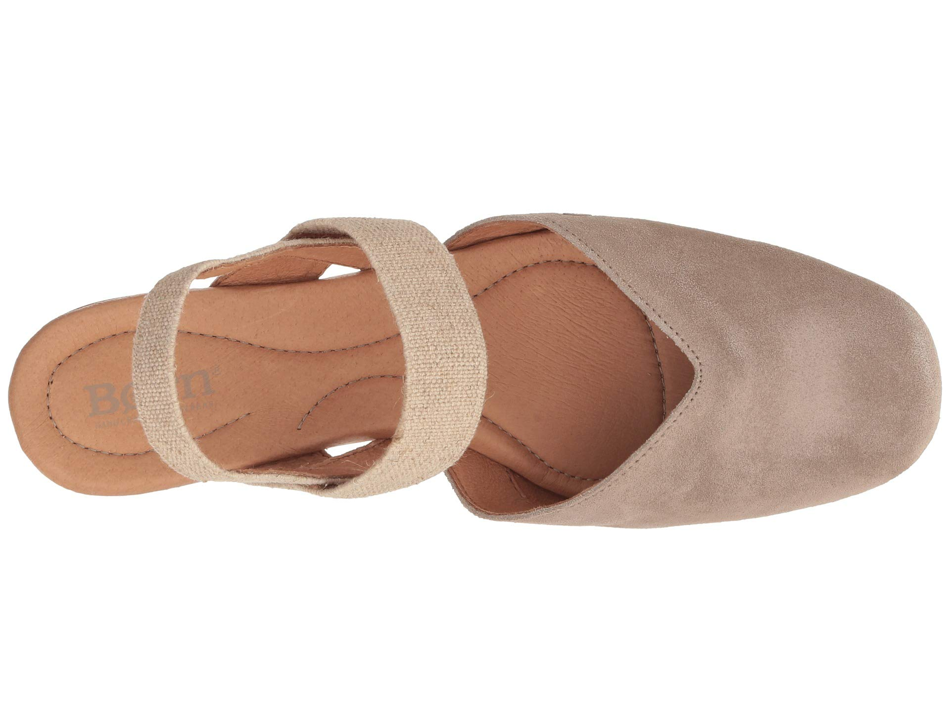 Taupe Collection Suede Annamaria Chulu Born qtw0gg
