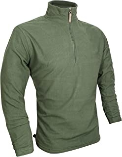 Men's Lightweight Fleece Top Green