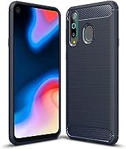 جراب Wuzixi لهاتف Samsung Galaxy J7 Duo. طبقة مزدوجة احترافية مضادة للصدمات، متين، بأربعة زوايا سميكة، غطاء لهاتف Samsung Galaxy J7 Duo. Samsung Galaxy J7 Duo Samsung Galaxy J7 Duo