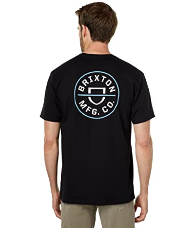 Brixton Crest II Short Sleeve Standard Fit T-Shirt
