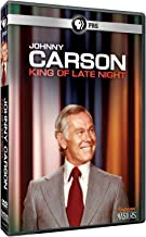 johnny carson king of late night 2012