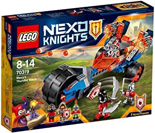 Lego Nexo Knights - Ariete demoledor de Macy