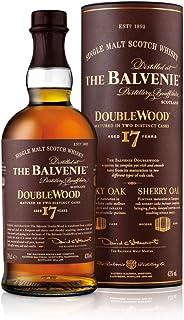 The Balvenie Doublewood Single Malt Scotch Whisky 17 Jahre mit Geschenkverpackung 1 x 0,7 l