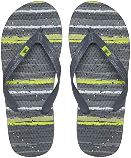 Showaflops Boys' Antimicrobial Shower & Water Sandals for Pool, Beach, Camp and Gym - Classic Collection
