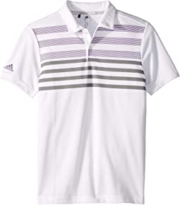 Chest Stripe Fashion Polo (Little Kids/Big Kids)