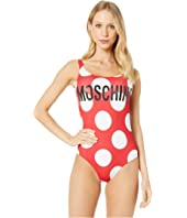 Moschino - Polka Dots One-Piece