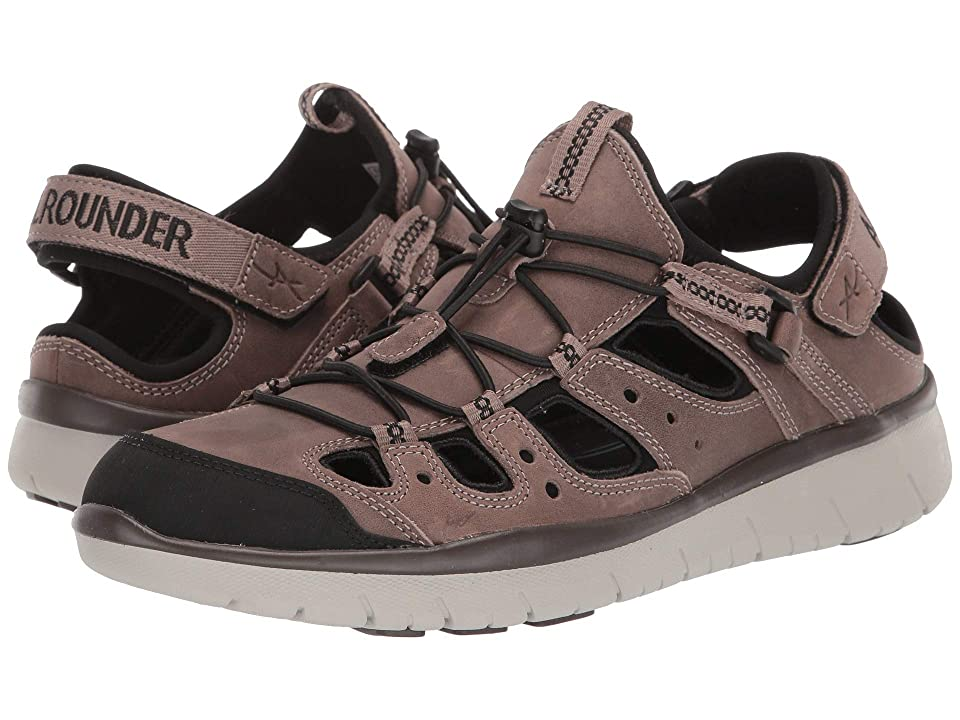 Image of Allrounder by Mephisto Maroon (Praline Nubuck) Men's Lace up casual Shoes