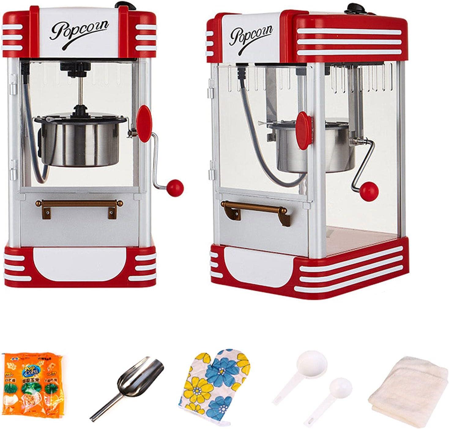 Popcorn Popper Maker Home wi Cheap Air Electric Machine Max 81% OFF