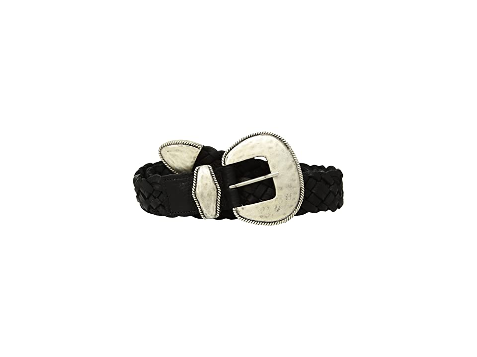 Leatherock Darcy Belt (Black) Women