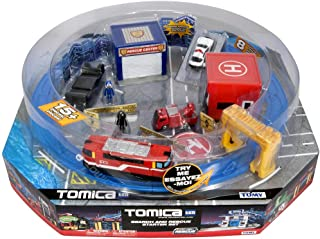 Tomica Hypercity Rescue Search and Rescue Starter Set