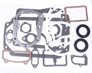BH-Motor New Gasket Set for Kohler K241 K301 K321 10 12 14 hp Engines Walk Mowers 47 755 08-S