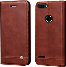 ZTE Blade Z Max Case, ZTE ZMax Pro 2 Case, ZTE Sequoia Case,RUIHUI Luxury Leather Wallet..