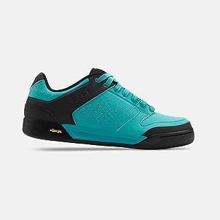 Giro Unisex`s Riddance Cycling Shoes, Multicolour (Glacier/Mint 22), EU 39