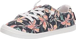 Roxy Bayshore Slip on Sneaker Shoe womens Sneaker