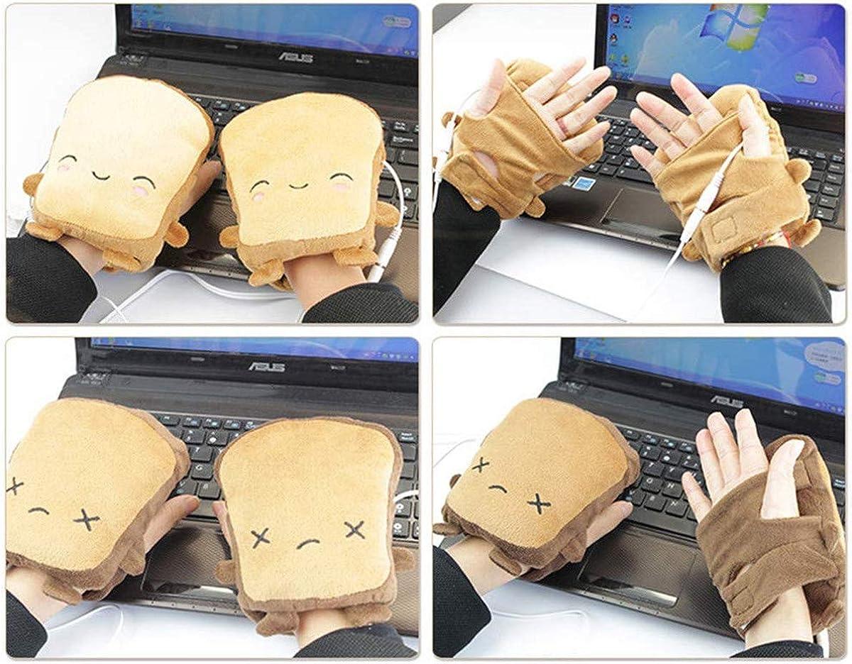 SH-RuiDu USB Heated Gloves Men Women Winter Electric Heating Warm Sports Gloves Mitten for Riding Hiking Outdoor Explorin