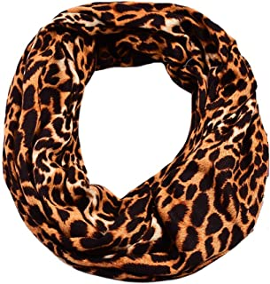 Infinity Scarf with Zipper Pocket Best Gift Travel Accessories The Twins Dream