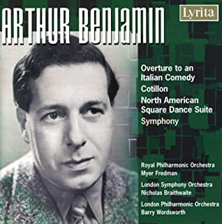 Overture to an Italian Comedy Cotillon, North American Square Dance Suite, Symphony