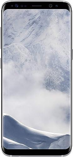Samsung Galaxy S8 G950U 64GB Unlocked GSM U.S. Version Phone - w/ 12MP Camera - Arctic Silver