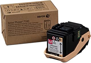 Xerox Phaser 7100 Magenta Standard Capacity Toner Cartridge (4,500 Pages) - 106R02600