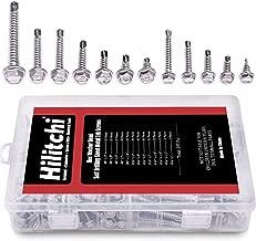 sheet metal screw sizes metric