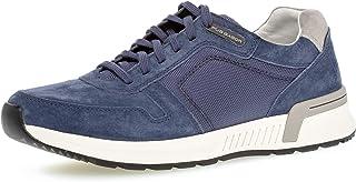 Gabor Pius Herren Halbschuhe, Männer Sneaker Low,Wechselfußbett,zertifiziertes Leder