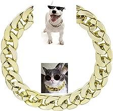 JIL Chunky Pet Chain Collar for Dog Cat