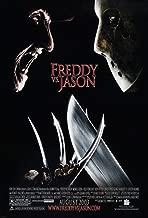 72838 Freddy vs. Jason 2003 Slasher Thriller Movie Decor Wall 36x24 Poster Print