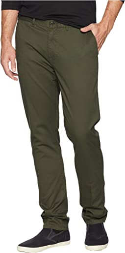 Stuart - Classic Chino in Stretch Cotton Quality