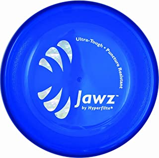 Hyperflite Jawz Competition Dog Disc 8.75 Inch, Worlds Toughest, Best Flying, Puncture Resistant, Dog Frisbee, Not a Toy C...