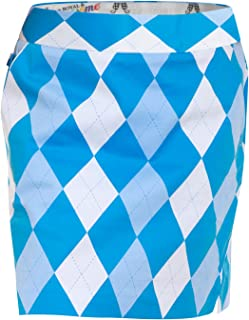 Royal & Awesome Women's Womens Golf Skort Skirt