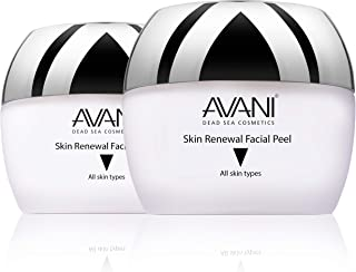 AVANI Classics Skin Renewal Facial Peel | Enriched with Vitamins E & C | Infused with Dead Sea Minerals - 1.7 fl. oz. (2-pack)