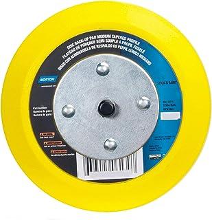 PFERD 69530 Plastic Backing Pad for Fiber Discs 11900 RPM 5 Diameter PFERD Inc. 7//8 Thread 5 Diameter