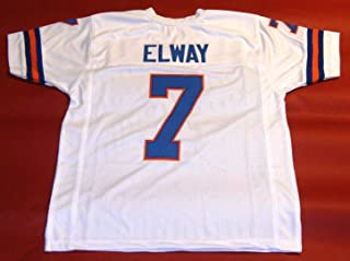 john elway stitched jersey