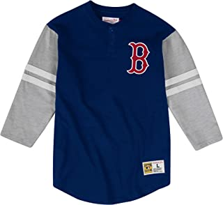 red sox henley shirt