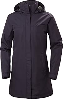 Helly Hansen Aden Insulated Waterproof Windproof Breathable Long Length Packable Hood Rain Coat Jacket