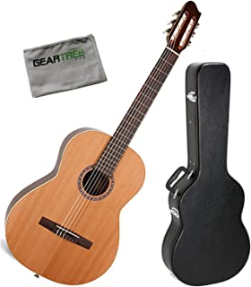 La Patrie 45495 Collection Classical Guitar w/Case and Polish Cloth