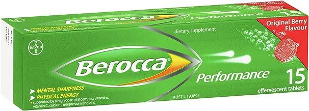 Berocca Effervescent Performance Original Tablets 15