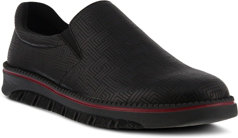 Spring Step Professional Men's Power-Maze Leather Clog