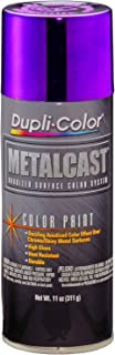 Dupli-Color (EMC204000-6 PK Purple Anodized Coating - 11 oz. Aerosol, (Case of 6)