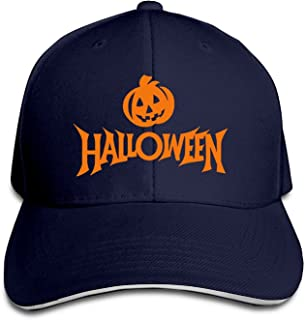 Pumpkins Halloween Baseball Cap