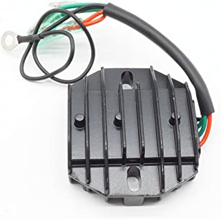 yamaha outboard rectifier regulator