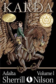 Karda: Book One in Adalta - A Romantic Fantasy Adventure Series