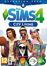 The Sims 4: City Living Expansion Pack (DOWNLOAD CODE IN A BOX) PC