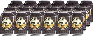 comprar comparacion Amstel Oro Cerveza - Caja de 24 Latas x 330 ml - Total: 7.92 L