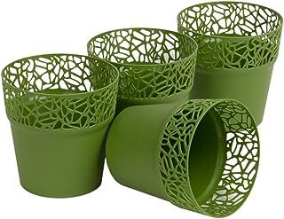 Geli Aqua-Green varios tama/ños y colores a elegir Jardinera con riego