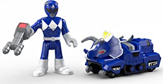 Fisher-Price Imaginext Power Rangers Battle Armor Blue Ranger