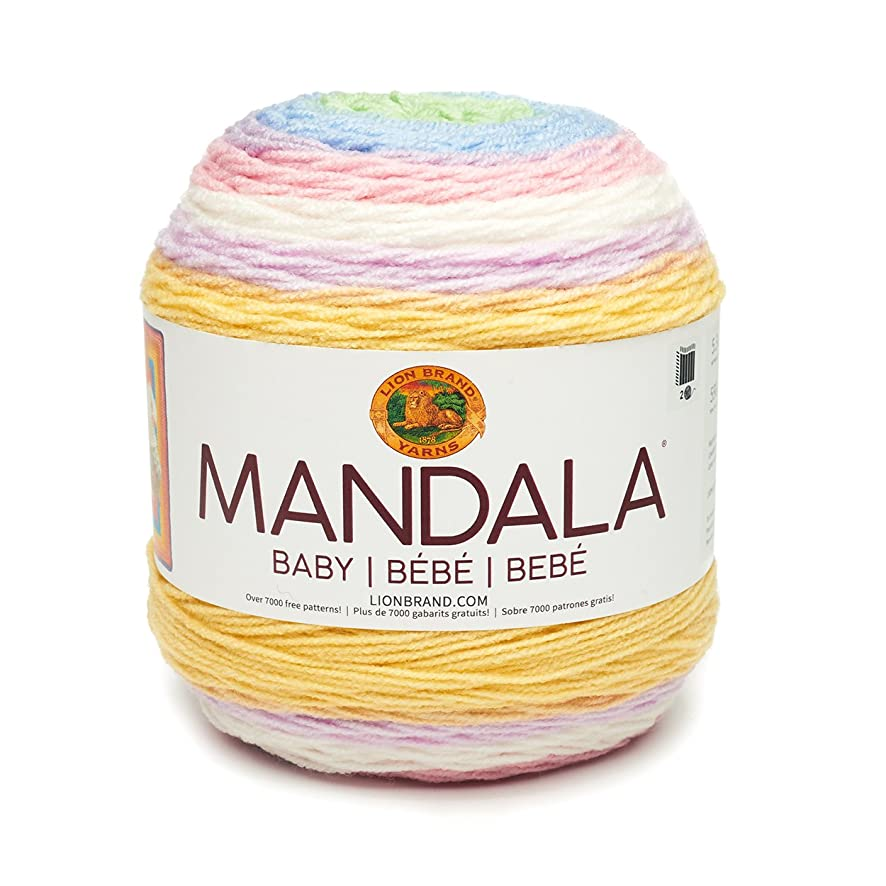 Lion Brand Mandala Baby Neverland - New Color
