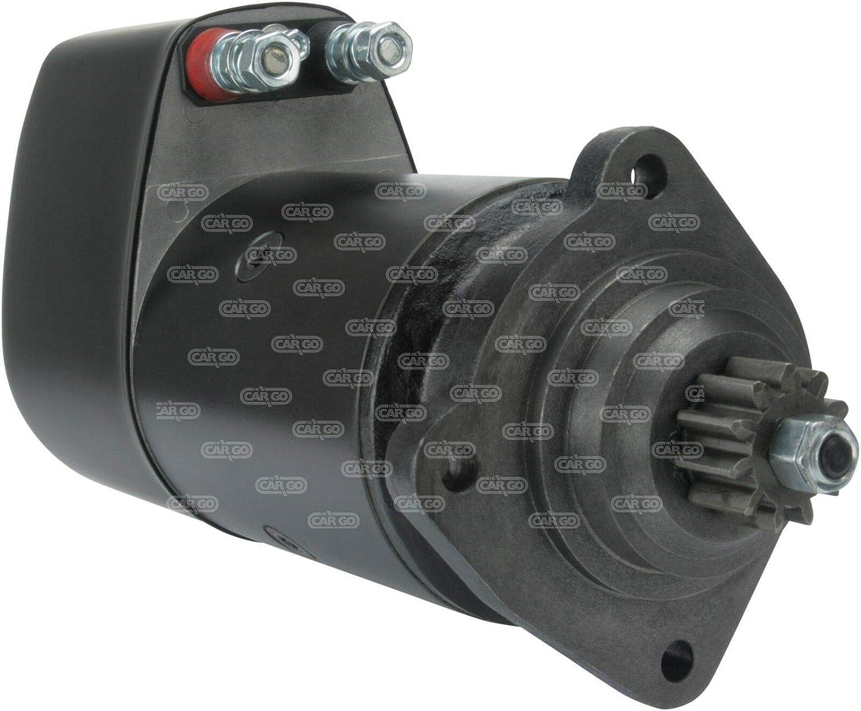 Motor de arranque CARGO 110535 24 voltios 11 dientes, camiones 12,8 13,4 diésel F8L513 F8L413F BF8L513